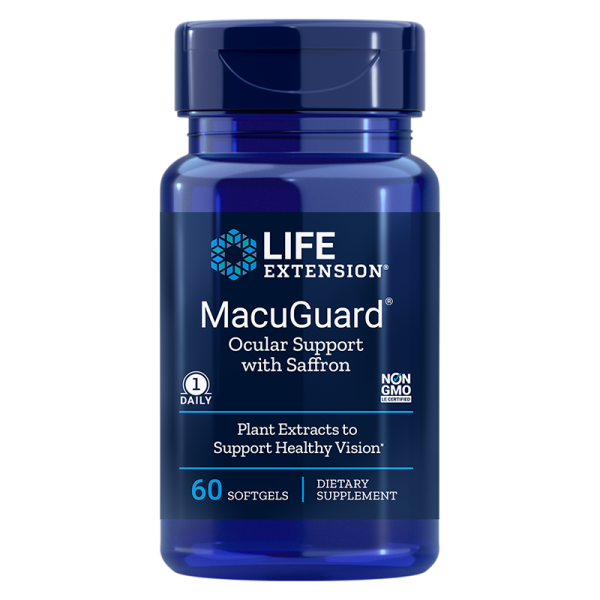 MacuGuard Ocular Support with...