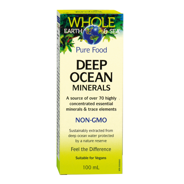 Deep Ocean Minerals Whole earth &...