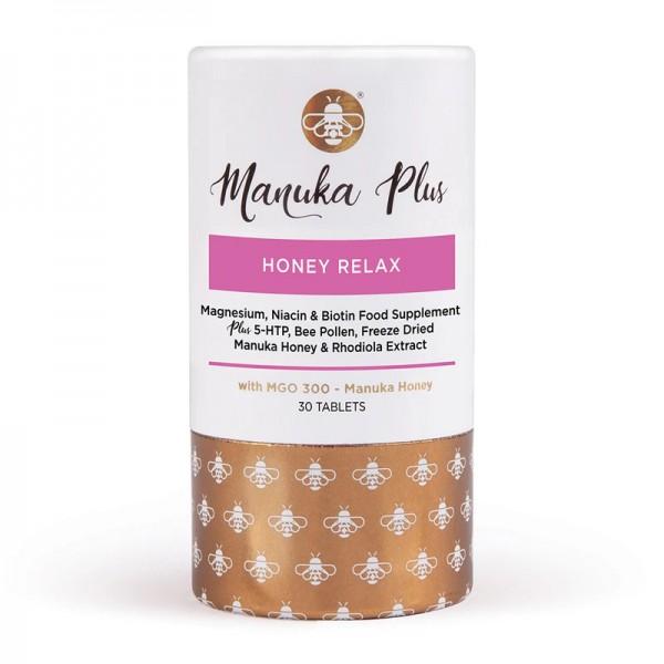 Manuka Plus Honey Relax MGO 300, 30...