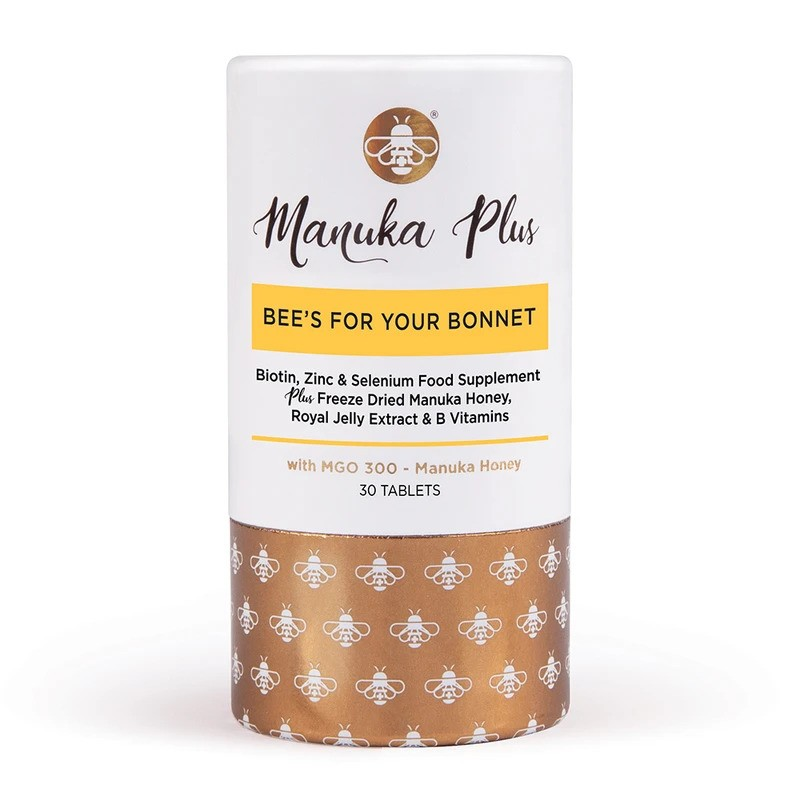 Manuka Plus Bees For Your Bonnet MGO 300, 30 таблетки