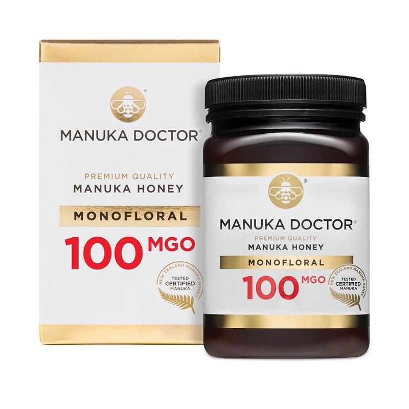 Manuka Honey Monofloral MGO 100, 250 g