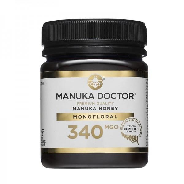Manuka Honey Monofloral MGO 340, 250 g