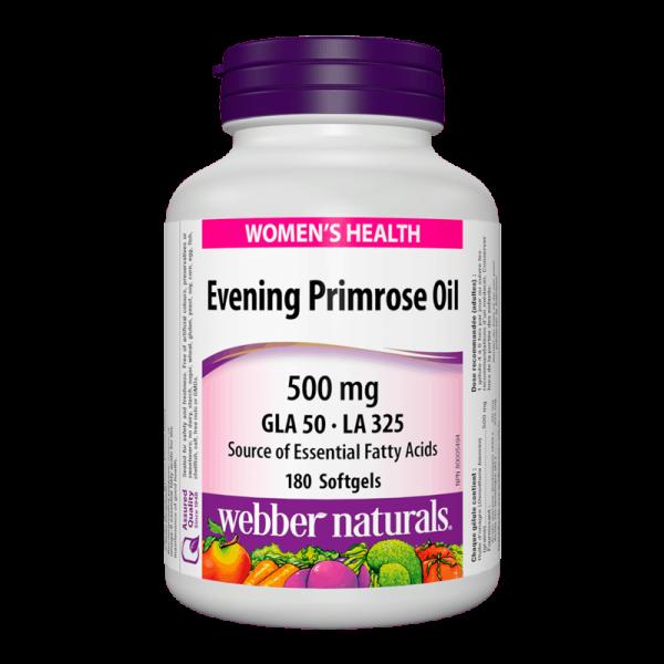 Evening Primrose Oil / Вечерна иглика...