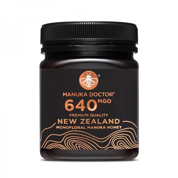 Manuka Honey Monofloral MGO 640, 250 g