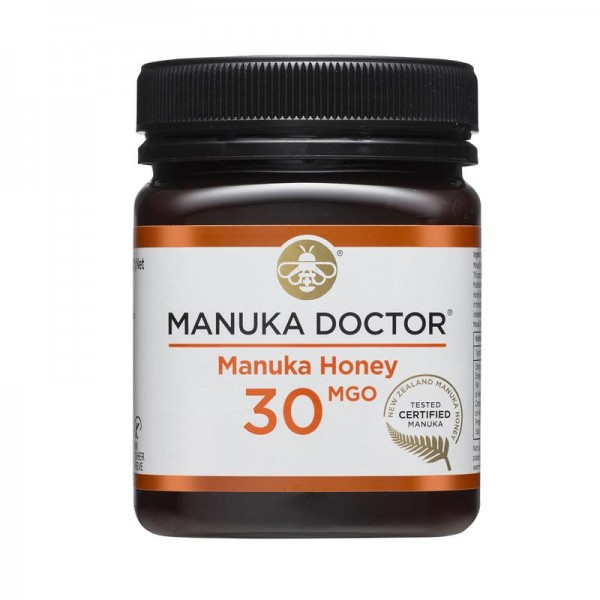 Manuka Honey MGO 30, 250 g