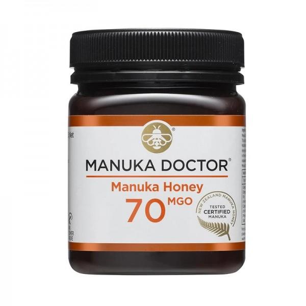 Manuka Honey MGO 70, 250 g