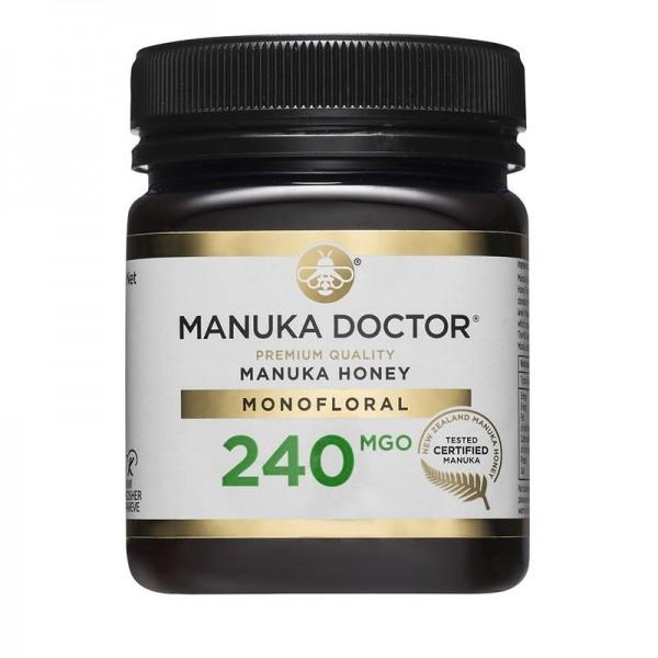 Manuka Honey Monofloral MGO 240, 250 g