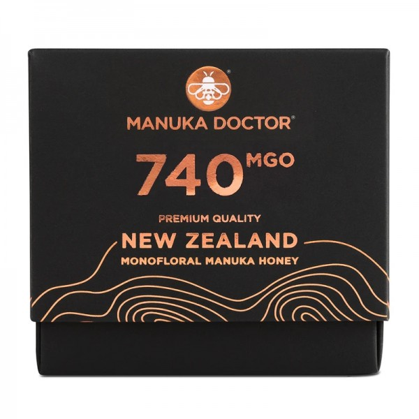 Manuka Honey Monofloral MGO 740, 250 g