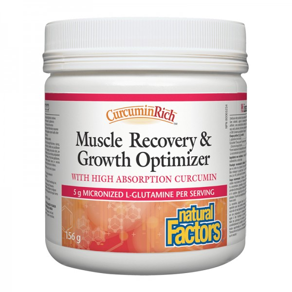 CurcuminRich™ Muscle Recovery &...
