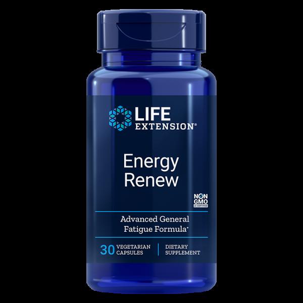 Energy Renew, 30 капсули