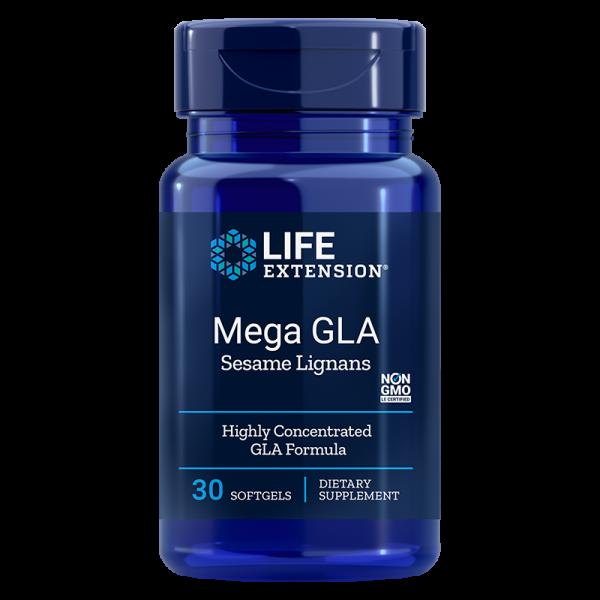 Mega GLA Sesame Lignans/...