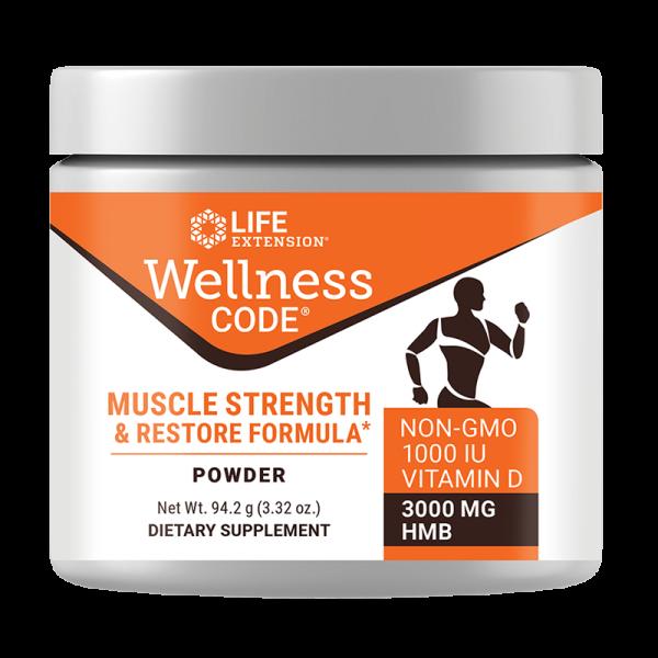 Wellness Code Muscle Strength &...