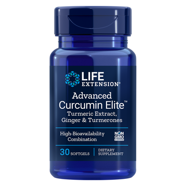 Advanced Curcumin Elite™, 30 софтгел...