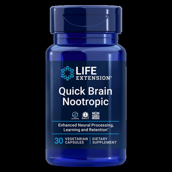 Quick Brain Nootropic/ За силна памет...