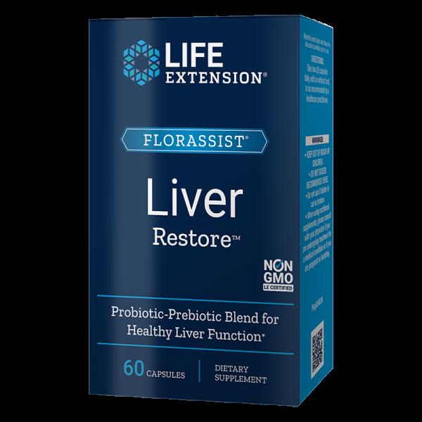Florassist® Liver Restore/ Пробиотик...