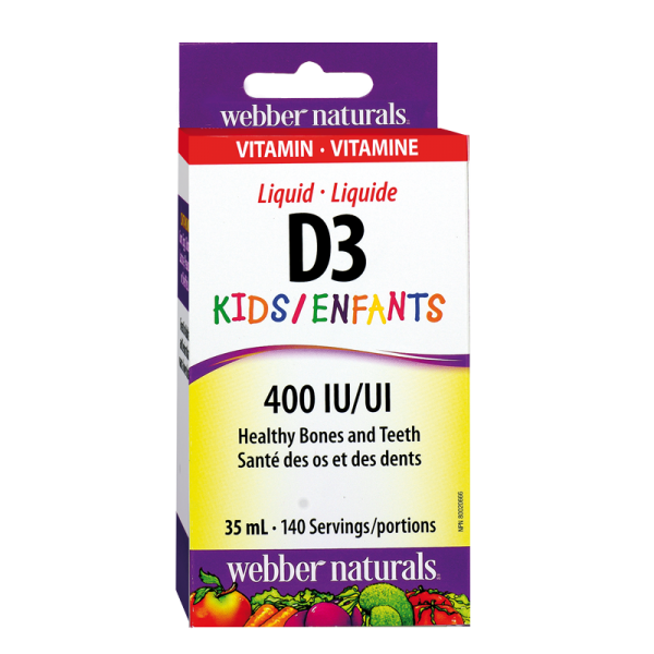Vitamin D3 Kids/ Витамин D3 за деца...