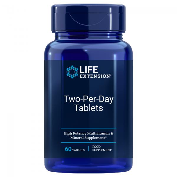Two-Per-Day Tablets/ Мултивитамини х...