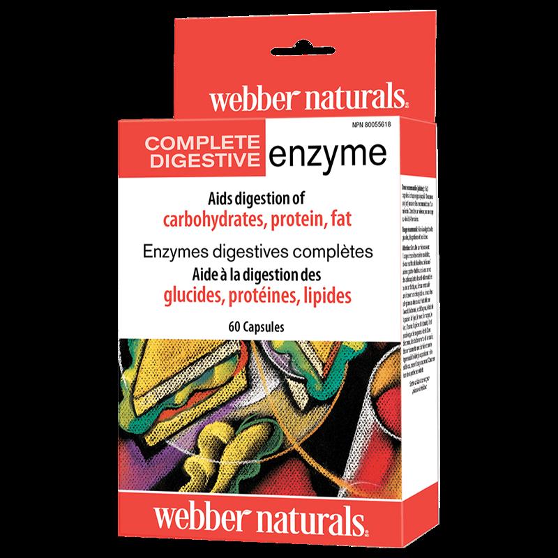 Complete Digestive Enzyme/ Храносмилателни ензими х 60 капсули