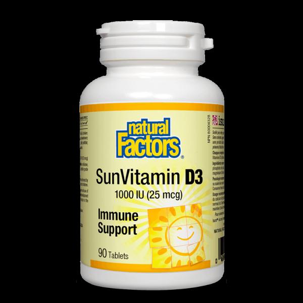 Vitamin D3/ Витамин D3 1000 IU x 90...