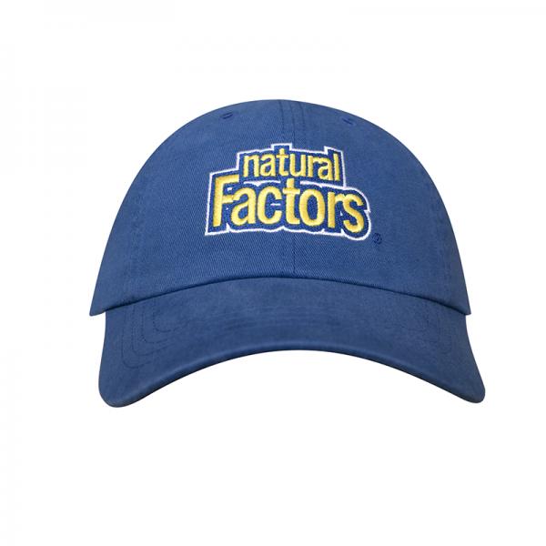 Шапка с козирка Natural Factors