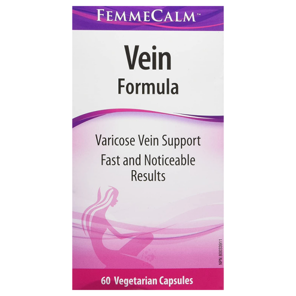 FemmeCalm™ Vein Formula / Формула при...