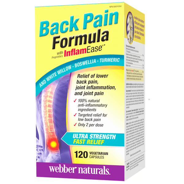 Osteo Back Pain Relief with...