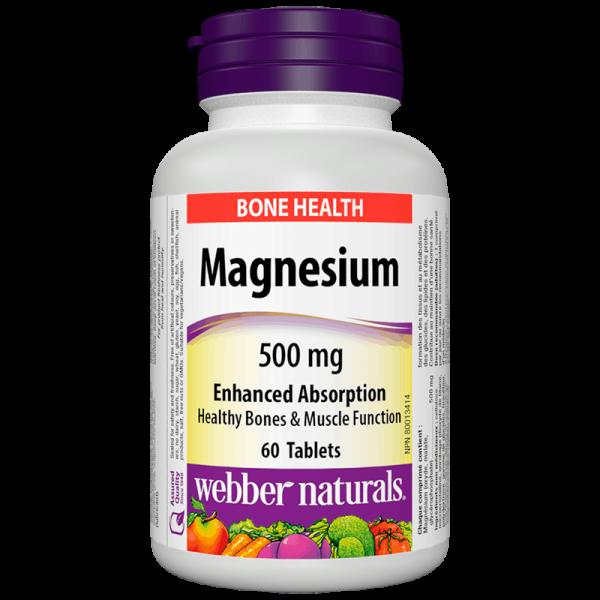 Magnesium/ Магнезий 500 mg x 60...