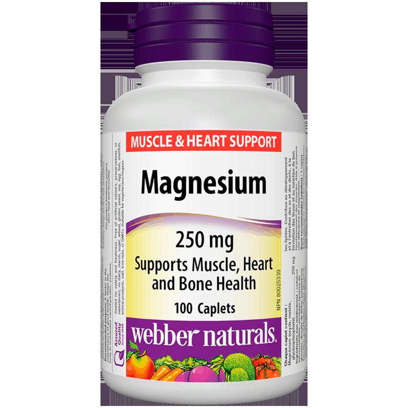 Magnesium/ Магнезий 250 mg x 100 каплети