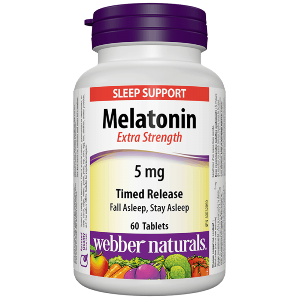 Melatonin Extra Strength/ Мелатонин 5...