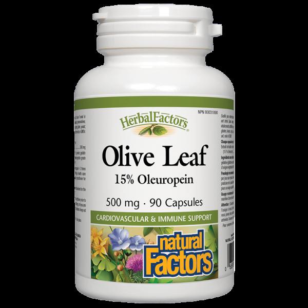 Olive Leaf / Маслина (лист) 500 mg х...