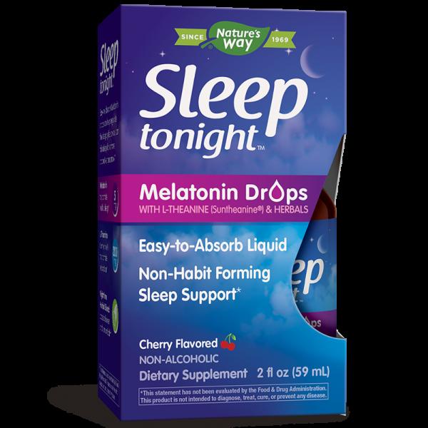 Sleep Tonight™ / Мелатонин, Л-теанин...