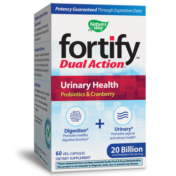 Fortify™ Dual Action Urinary Health/...