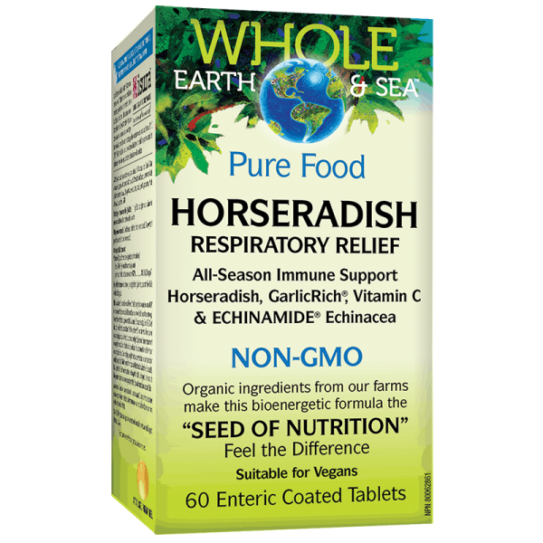 Horseradish Respiratory Relief Whole...