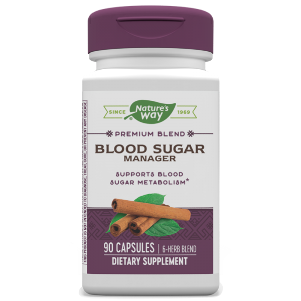 Blood Sugar/ Блад Шугар х 90 капсули