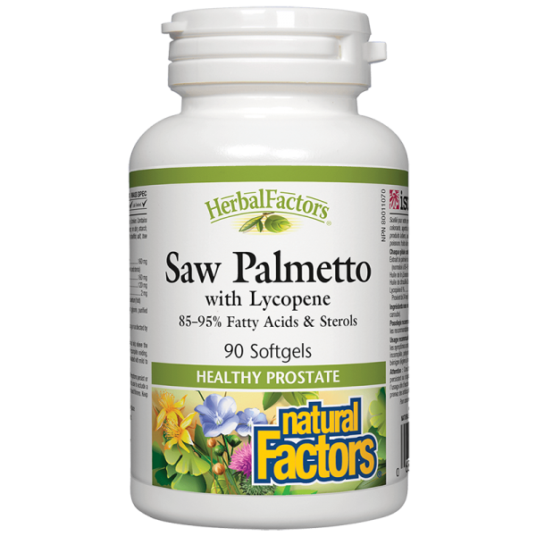 Saw Palmetto with Lycopene/ Сао...