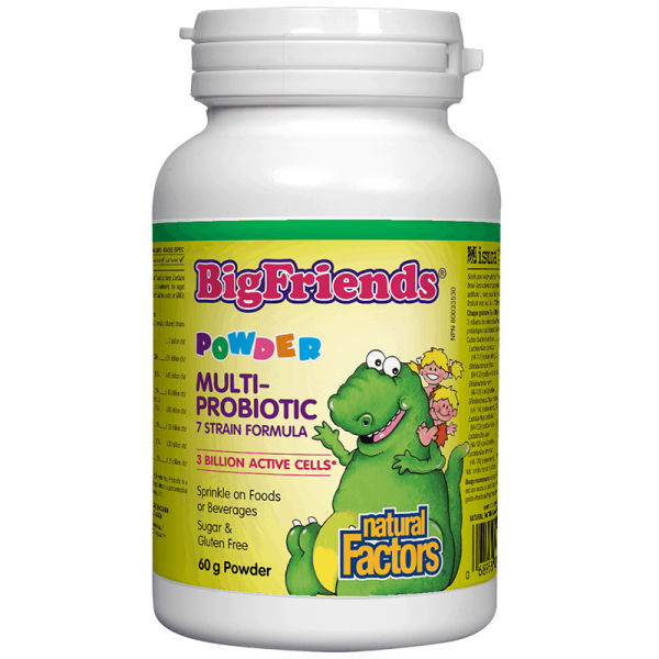 Multi-Probiotic Powder Big Friends®/...