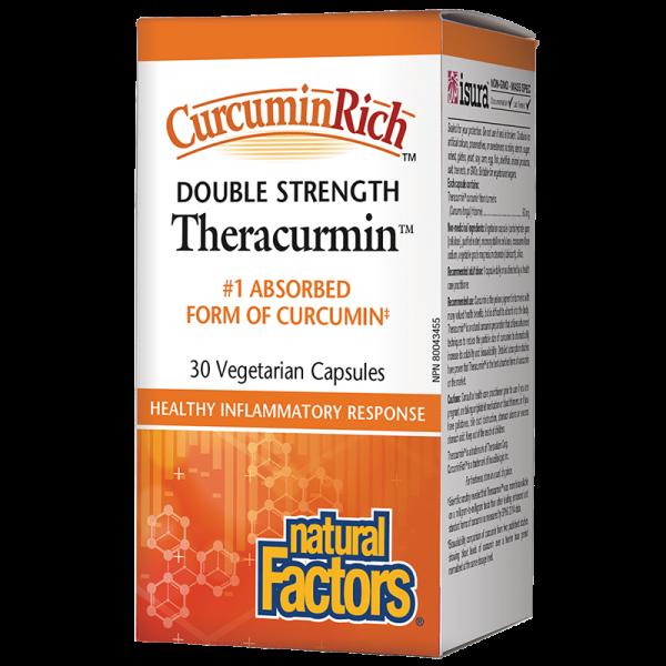 CurcuminRich™ Theracurmin™ Double...