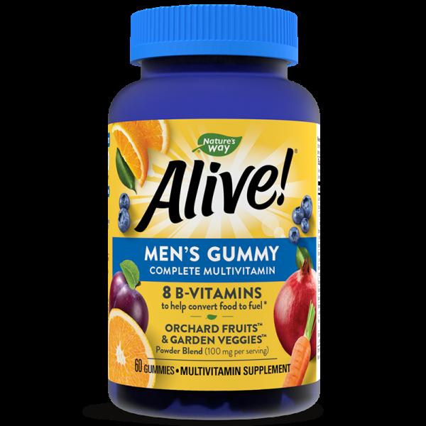 Alive! Mens Gummy Complete...