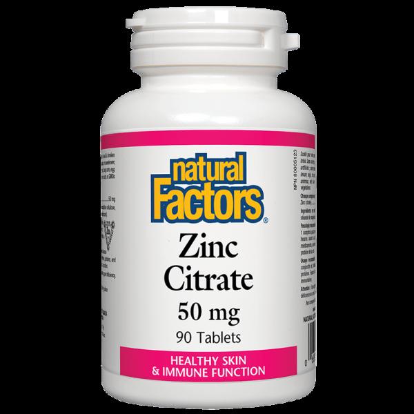 Zinc Citrate / Цинк (цитрат) 50 mg х...
