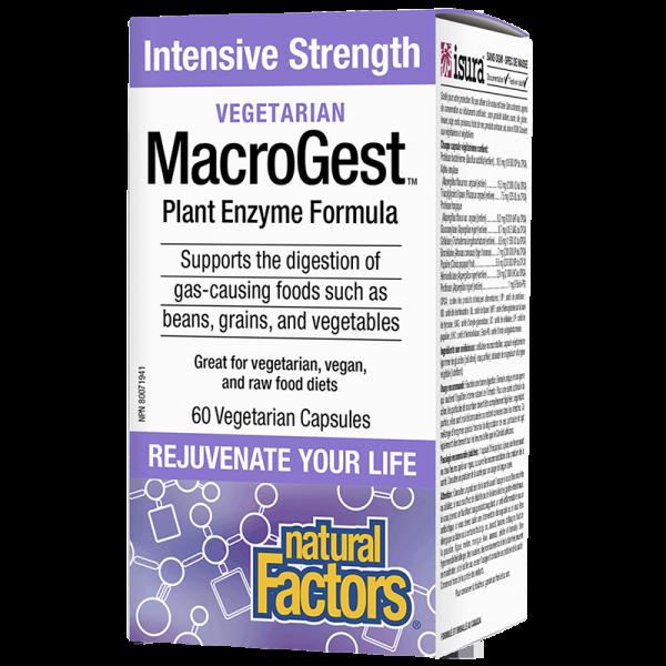 MacroGest™ Plant Enzyme Formula /...