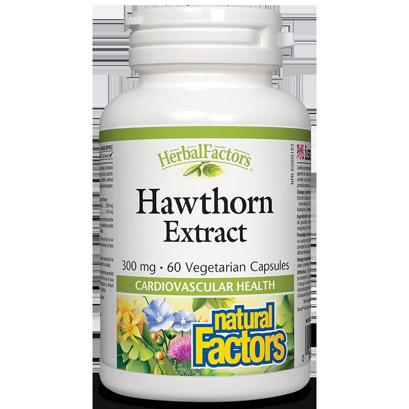 Hawthorn Extract / Глог 465 mg, 60 капсули