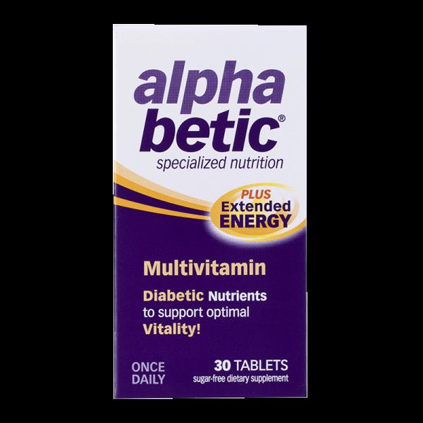 AlphaBetic® Multivitamin/ АлфаБетик®...