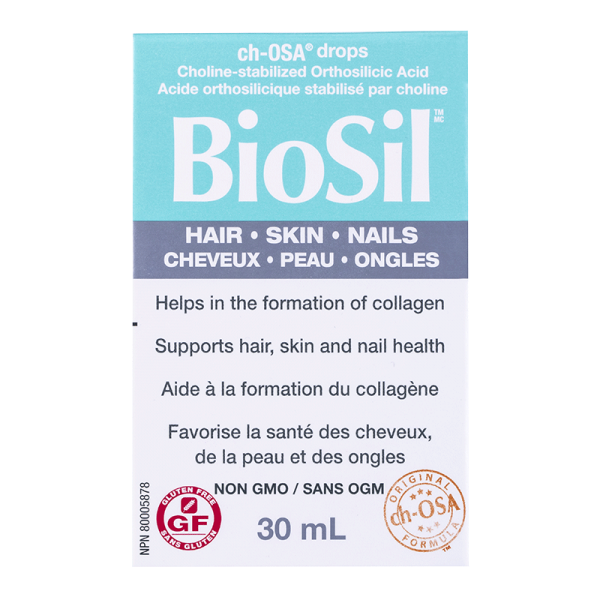 BioSil™ Hair, Skin & Nails/ Коса,...