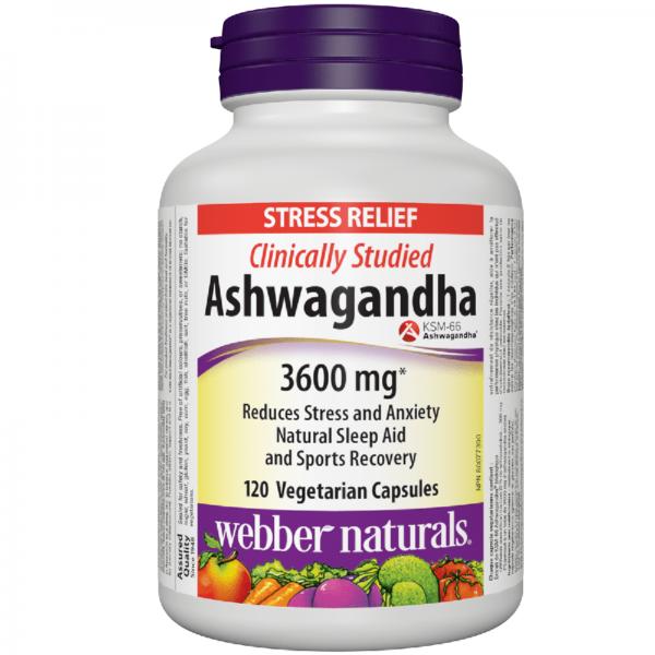 Ashwaganda / Ашваганда 300 mg x 120...