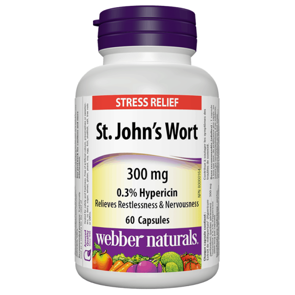 St. Johns Wort / Жълт кантарион, 300...