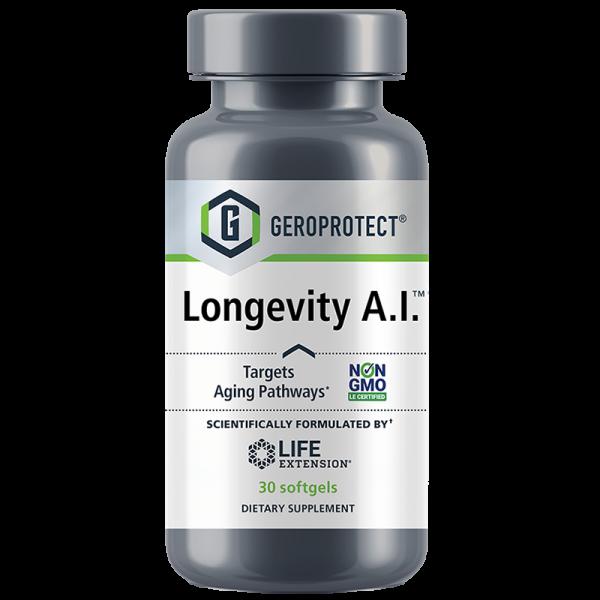 Geroprotect® Longevity A.I.™/ За...