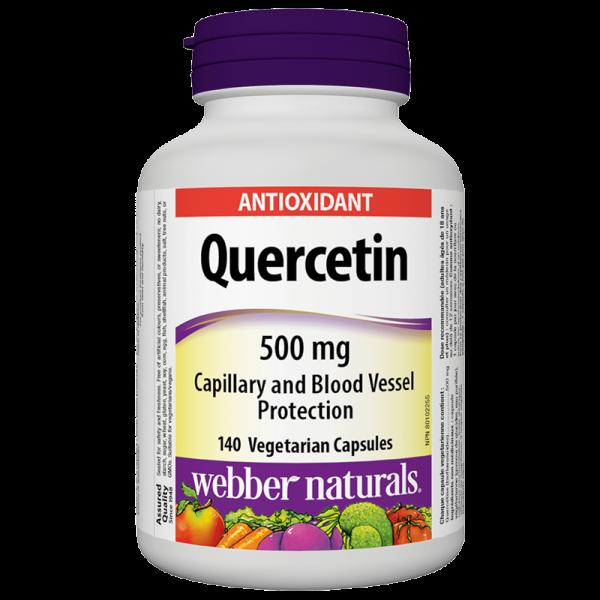 Quercetin / Кверцетин 500 mg, 140...