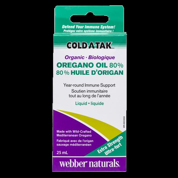 Cold-A-Tak® Oregano Oil Extra...