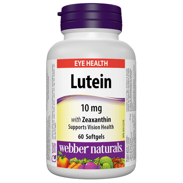 Lutein with Zeaxanthin / Лутеин и...