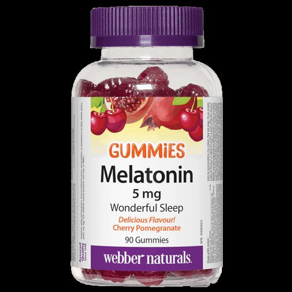 Melatonin Gummies / Мелатонин, 5 mg,...